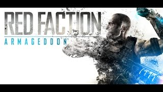Red Faction: Armageddon Gameplay PC Español capitulo 1 Bienvenidos a Marte HD