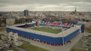 Mistrovství Evropy fotbalistek do 17 let - stadiony (ME WU17 - CZ)