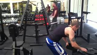 Warrington Gym - Primal Strength and Conditioning - Andy Rogers Mantathalon