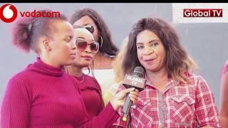 LUIZA MBUTU: Tunaajiri Wasichana/ Atoa Neno Kwa Makonda