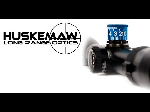 Huskemaw Rifle Scopes - YouTube