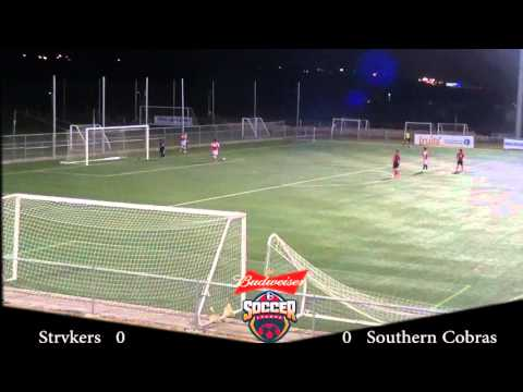 Strykers vs Southern Cobras - 3/13/16