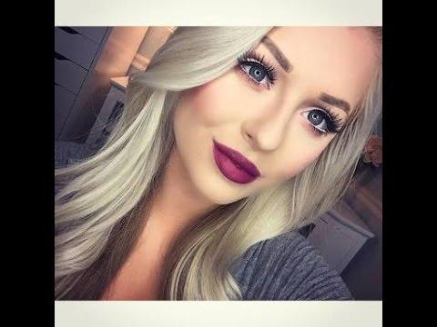 Moda en colores de cabello 2017 fashion in hair colors - Colores de moda ...