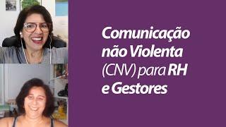 CNV para RH e Gestores