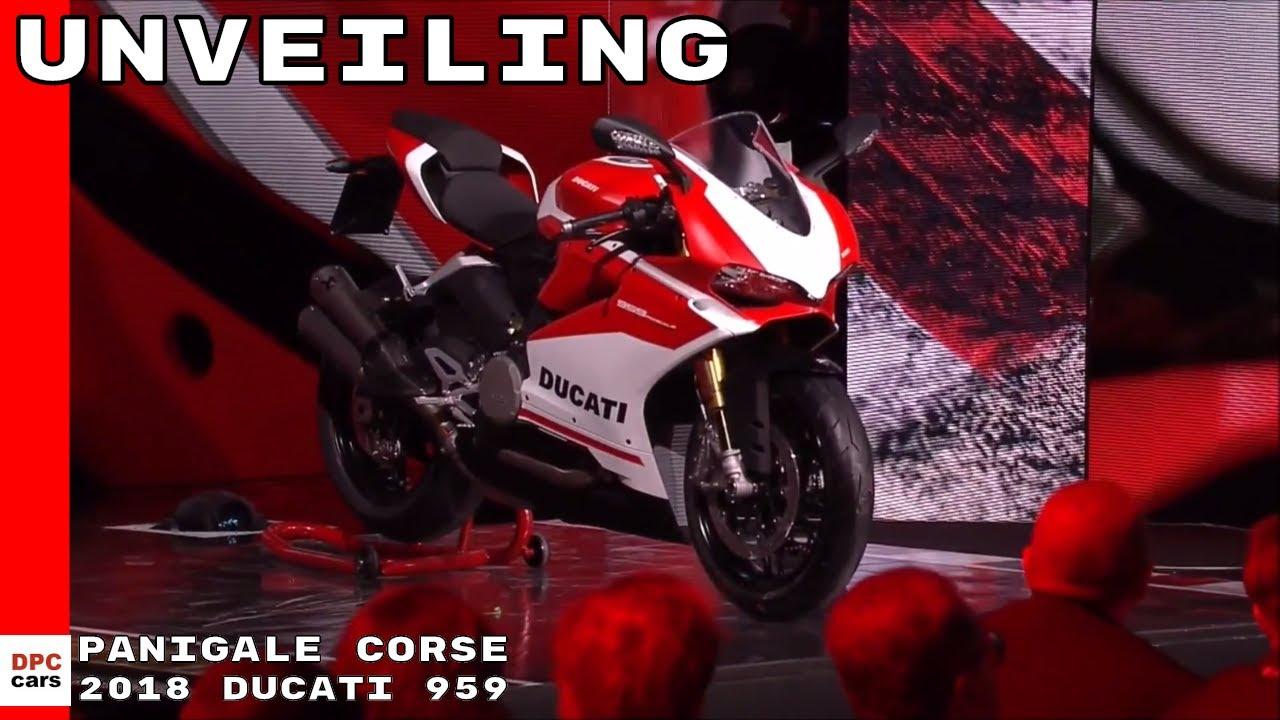 Ducati V Unveiling