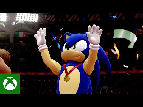 Olympic Games Tokyo 2020: The Official Video Game | Sonic Costume Announcement