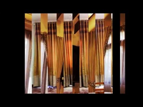 Best Curtains and Blinds Designs for your dream home by CurtainMakers.in