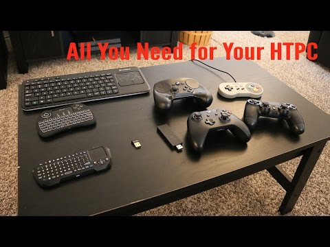 Must Have Hardware for your new HTPC