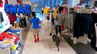 I Took The Kids On A Shopping Spree