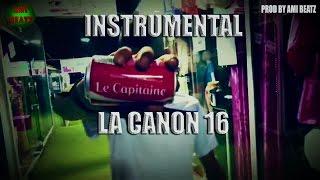 INSTRUMENTAL La Canon 16 [A M I Beatz]