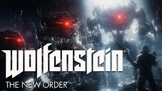 Wolfenstein: The New Order - PC Gameplay - Max Settings