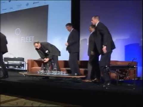 The trend towards Global Fleet Management @ Fleet Europe Forum 2012