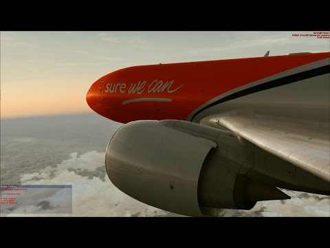 "[FSX] TNT - ""sure we can"" fly to Dubai"