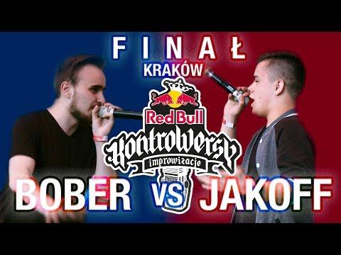 BOBER vs. JAKOFF Finał - Eliminacje KRAKÓW 🎤 Red Bull KontroWersy 2018