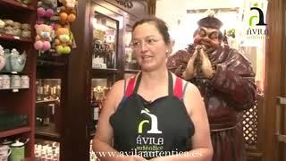 Las delicias del convento. Comercio gourmet en Ávila