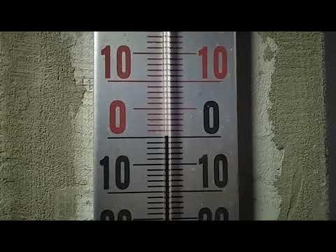Грунтовой теплообменник для сырного погреба - замер после 10 часов с вентилятором