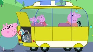 Peppa Pig Official Channel | Peppa Pig Loves Camper Van!