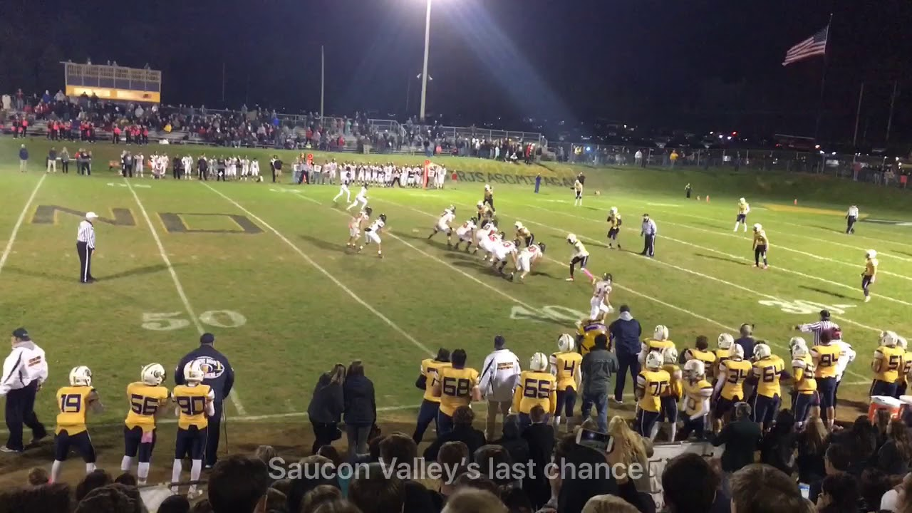 WATCH: Notre Dame football completes chaotic comeback vs. Saucon Valley