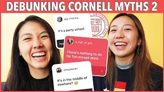 🔞Life as a CORNELL STUDENT: Parties, Hookups, Greek Life + Cults w/ Anna from Indiana & Katie Tracy
