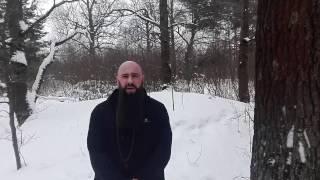 Энергетическая чистка в лесу. Уроки колдовства #19