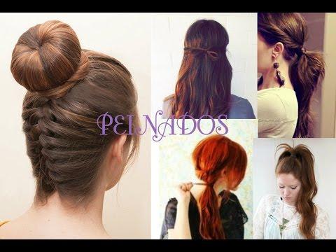Peinados r pidos y bonitos para salir del apuro youtube - Peinados faciles y bonitos ...