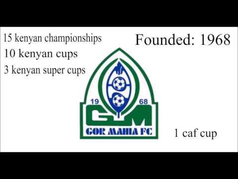 ΥΜΝΟΣ ΓΚΟΡ ΜΑΧΙΑ / ANTHEM OF GOR MAHIA FC