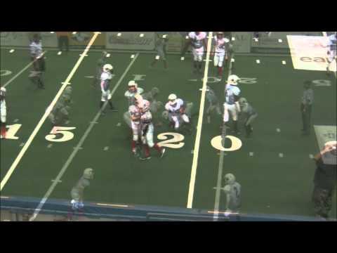 West Georgia Patriots vs  Phenix City Cowboys Highlight Reel (GM2)
