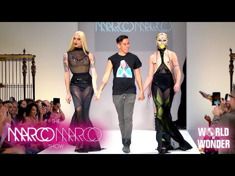 #MarcoMarcoShow - Collection Four Pt 1 at NY Style Fashion Week at Gotham Hall