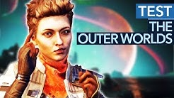 Das BESTE neue Fallout heißt The Outer Worlds - Test / Review
