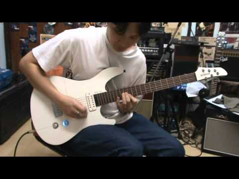yamaha rgx a2 guitar clean sound demo youtube. Black Bedroom Furniture Sets. Home Design Ideas