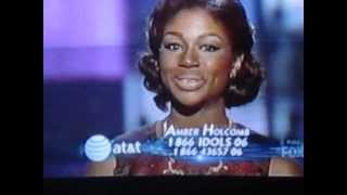 My Funny Valentine by Amber Holcom On American Idol