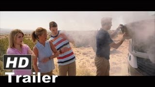 We're the Millers - Trailer deutsch/german HD - FSK 16