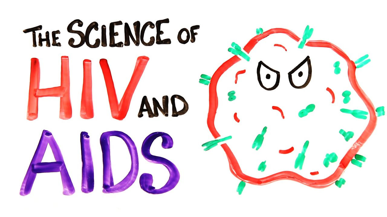 diagram of effect of hiv aid [ 1920 x 1080 Pixel ]