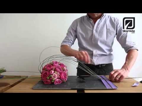 Как сделать икебану своими руками. Мастер-класс - Домашний