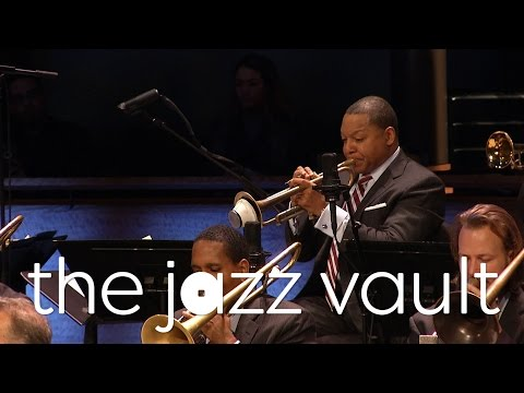 Wynt Marsaliss SPACES  Jazz at Lincoln Center Orchestra with Wynt Marsalis