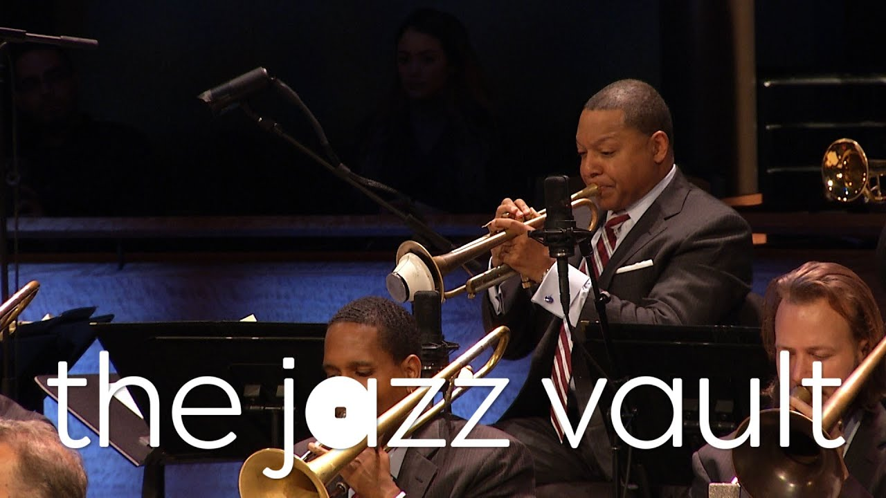 Wynton Marsalis's SPACES - Jazz at Lincoln Center Orchestra with Wynton Marsalis