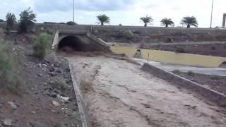Gran Canaria Regen