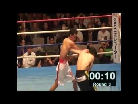 【3R】ロバート山本プロボクシングデビュー戦