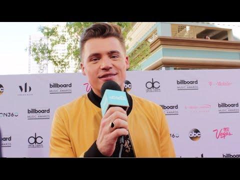 Shawn Hook Interview: 2017 Billboard Music Awards
