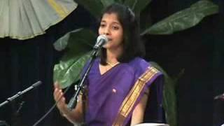 K. S. Resmi - Carnatic vocal artist from Kerala, South India