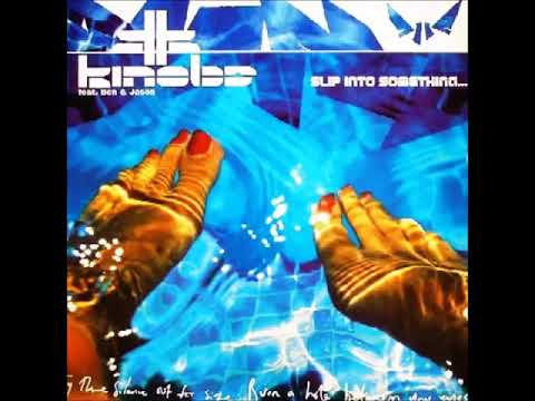 Kinobe - Slip Into Something More Comfortable