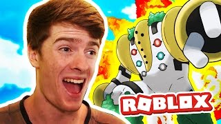 KYUREM & REGIGIGAS! / Pokemon Legends / Roblox Adventures