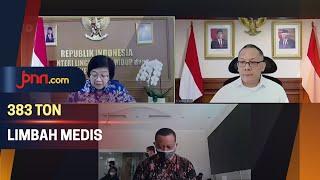 Limbah Medis B3 Selama Pandemi Mencapai 18.460 Ton - JPNN.com