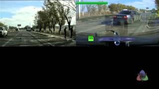 Взрыв в Волгограде с 3-х ракурсов