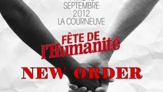 # Fête de l'huma' 2012 # New Order