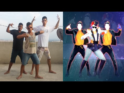 Just Dance 2016 - Hey Mama | 5 Stars | Gameplay (Pitched)