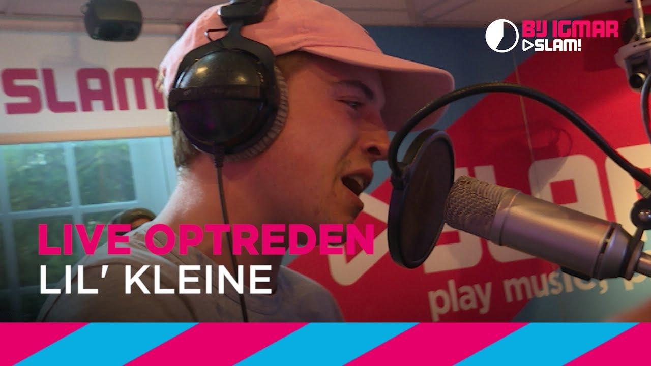 Download Lil' Kleine krijgt kippenvel tijdens 'Succesvol' (LIVE) | Bij Igmar