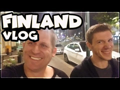 Supercell Headquarters | Kairos and Lex in Finland | Brawl Stars VLog