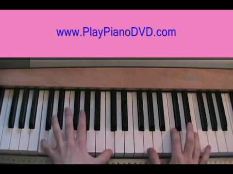 How To Play Love Song By Sara Bareilles On Piano Youtube
