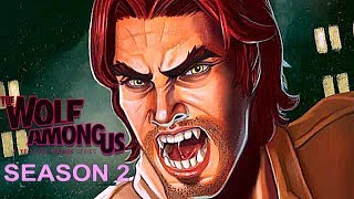 THE WOLF AMONG US Season 2 - Official Teaser Trailer (2019)